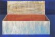 Arkku, 2011, sekatekniikka paperille, 39 x 26,5
