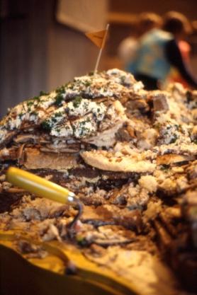 Another Piece of Cake - leikattua harjua