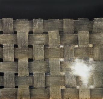 Kuka?, 2014, öljy mdf-levylle, 48,5 x 51,5 cm 450 €