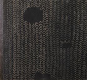 Parsi mut, 2014, tempera ja öljy mdf-levylle, 48,5 x 51,5 cm 350 €